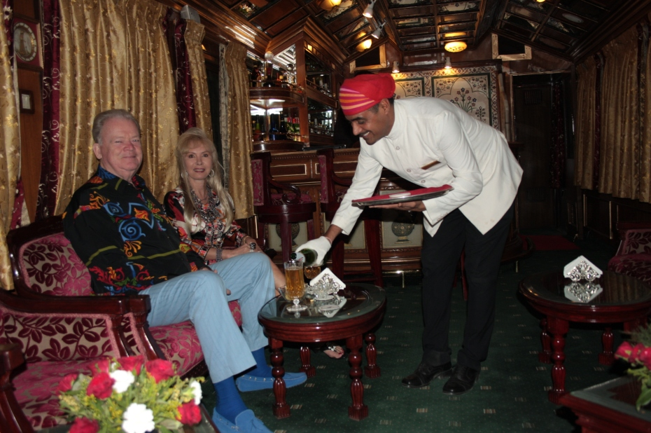 The Palace on Wheels