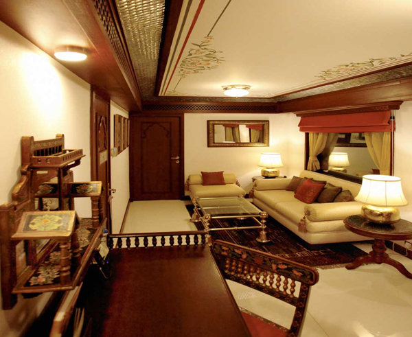 Indian Luxury Train - Maharajas' Express